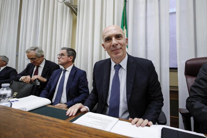 L'ad Rai Fabrizio Salini in commissione vigilanza