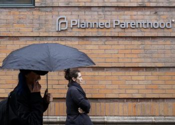 epa05834994 A view of a Planned Parenthood clinic in New York, New York, USA, 07 March 2017. Federal funding to Planned Parenthood is being debated by legislators in Washington as they try to come up with a plan to for replacing the Affordable Care Act.  EPA/JUSTIN LANE