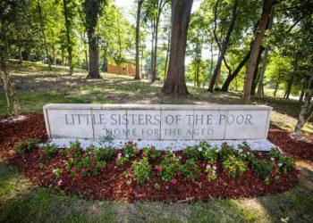 Una residenza delle Little Sisters of the Poor (Piccole sorelle dei poveri)