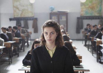 Una scena della serie tv L'amica geniale tratta dal bestseller di Elena Ferrante