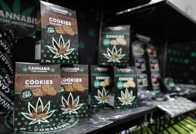 Prodotti realizzati con cannabis light