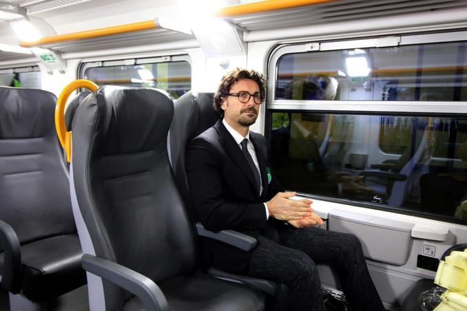 Danilo Toninelli ministro dei Trasporti e delle Infrastrutture