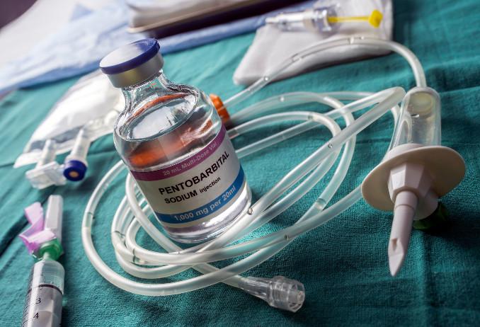 Pentobarbital, il farmaco utilizzato in alcuni paesi per praticare l'eutanasia