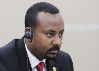 Il primo ministro dell'Etiopia Abiy Ahmed