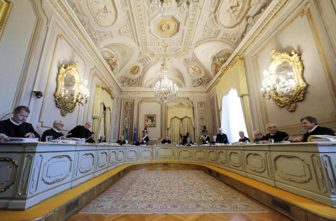 Udienza pubblica della Corte costituzionale sul caso dell'aiuto al suicidio di Dj Fabo da parte di Marco Cappato