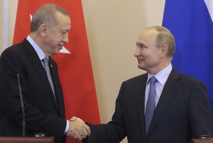 erdogan putin siria