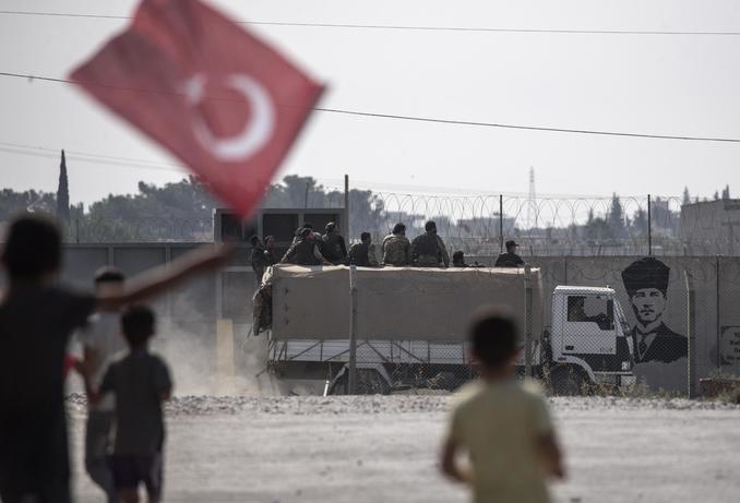 turchia siria guerra