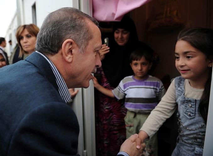 turchia rifugiati siriani