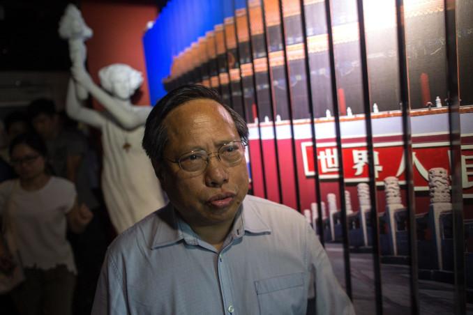 Albert Ho Hong Kong