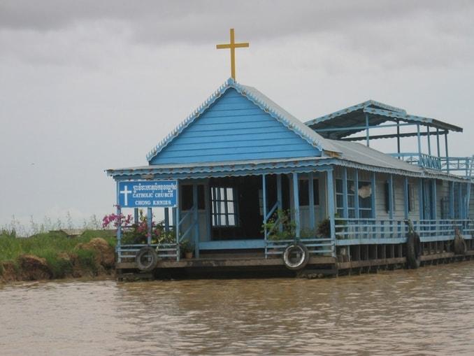chiesa cambogia