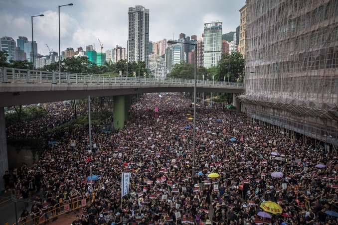 hong kong 16 giugno