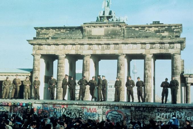 muro berlino 1989