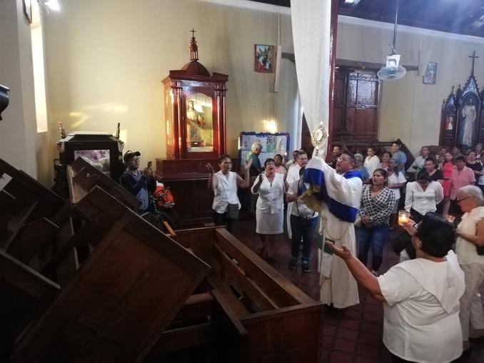 nicaragua masaya chiesa