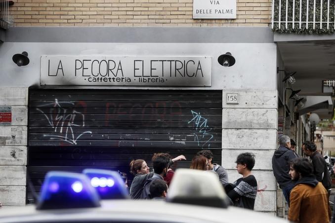 pecora elettrica roma