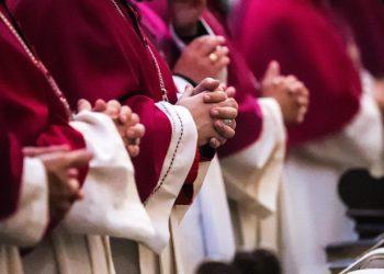 Cardinali alla Messa di apertura della Conferenza episcopale tedesca