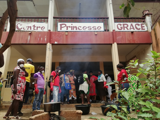 centro edimar camerun
