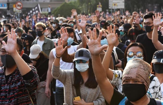 hong kong proteste cina