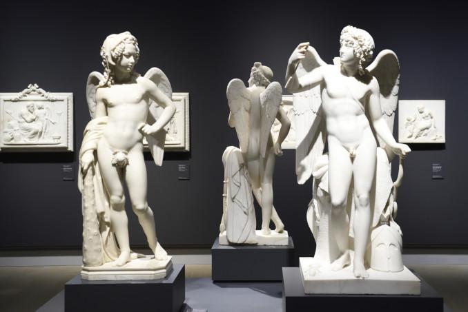 La mostra Canova e Thorvaldsen alle Gallerie d'Italia, Milano