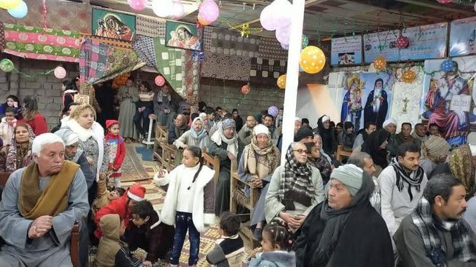 fao egitto chiesa cristiani copti