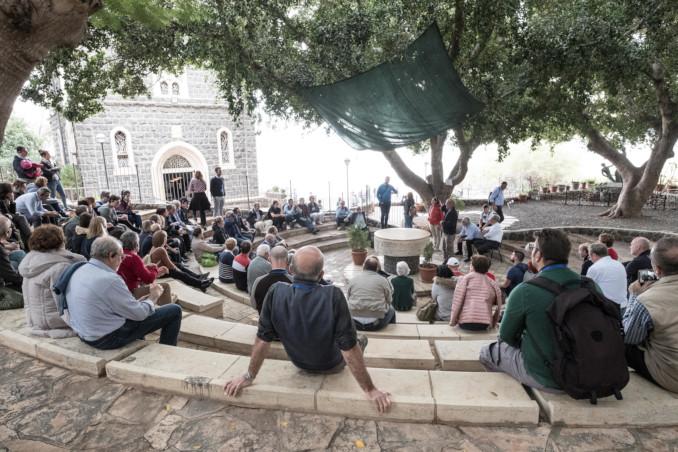 Pellegrinaggio della Confraternita Santa Caterina in Terra Santa