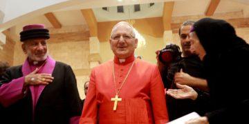 Il patriarca caldeo di Baghdad, cardinale Louis Raphael Sako