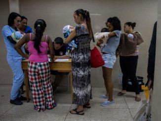 venezuela mortalità infantile