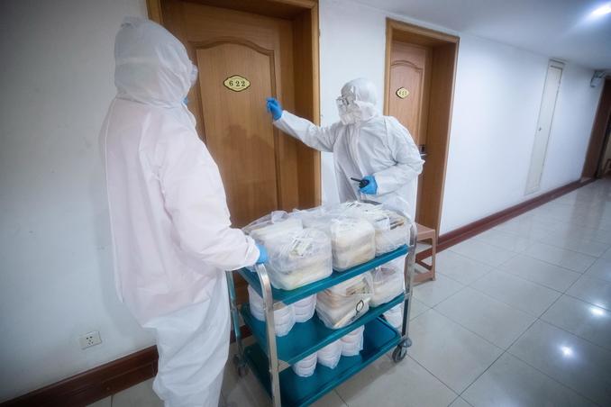 wuhan quarantena coronavirus