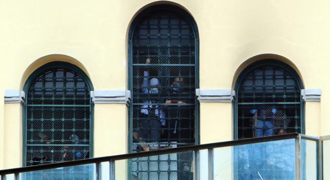 Rivolta in carcere a Milano per l'emergenza coronavirus