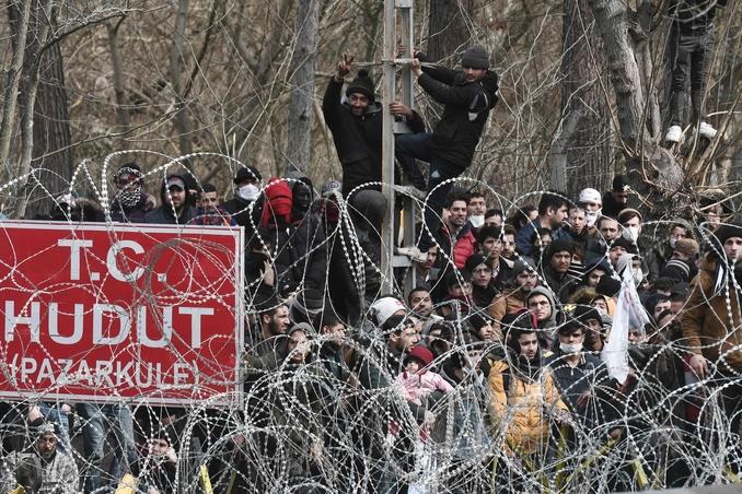 turchia grecia migranti