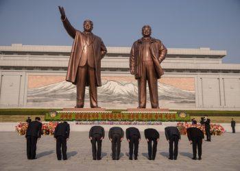 nord corea kim regime