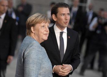 merkel kurz germania austria