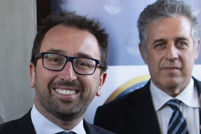 Alfonso Bonafede e Nino Di Matteo
