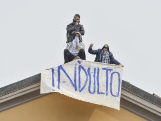 Rivolta nel carcere di San Vittore a Milano durante l'emergenza coronavirus