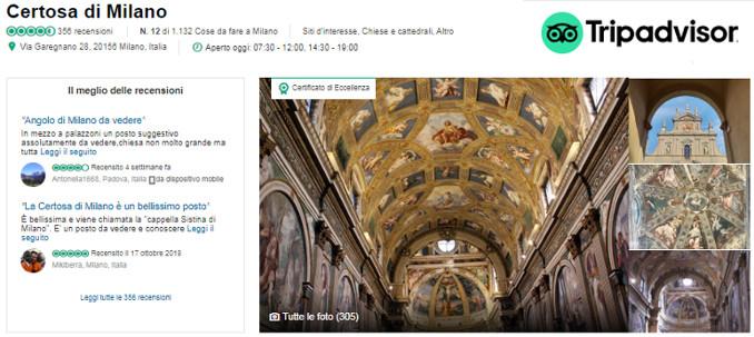 Certosa di Garegnano a Milano su TripAdvisor