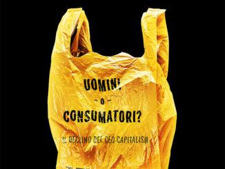 """Copertina del libro """"Uomini o consumatori? Il declino del CEO capitalism"""" di Riccardo Ruggeri e Giovanni Maddalena"""