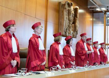 I giudici della Corte costituzionale tedesca