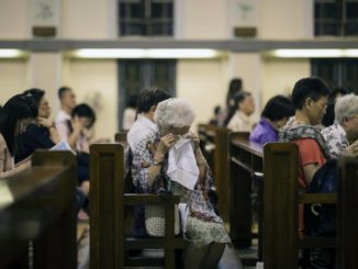 hong kong cina cattolici chiesa