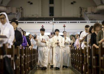 cattolici hong kong