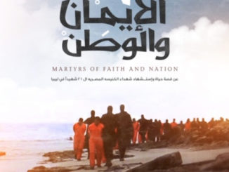 21 martiri copti libia isis cristiani