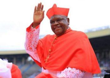 cardinale ambongo congo