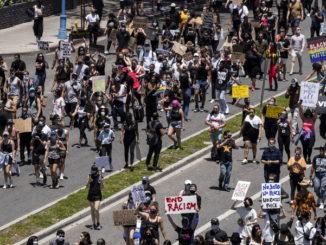 antirazzismo protesta black lives matter