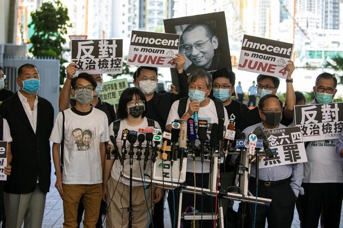 hong kong processo lee cheuk yan