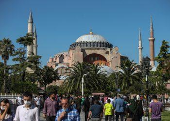 santa sofia moschea basilica