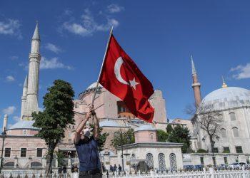 santa sofia moschea turchia