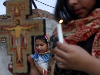 cristiani pakistan