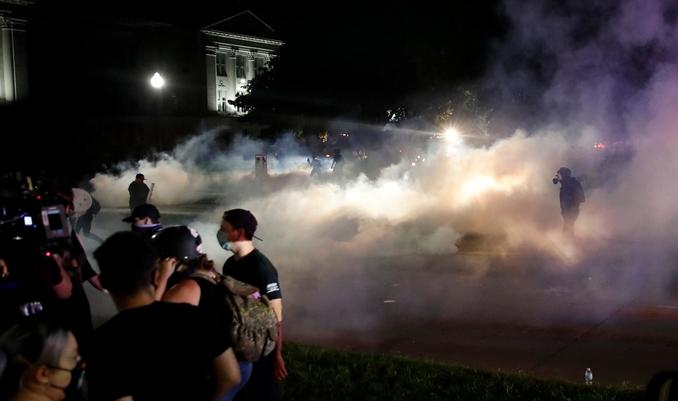 kenosha violenze proteste usa