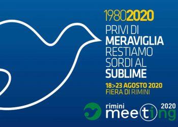 Manifesto del Meeting di Rimini edizione 2020