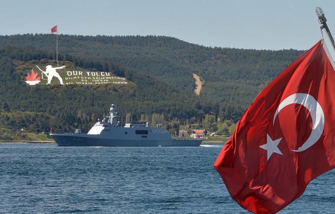 turchia mare erdogan