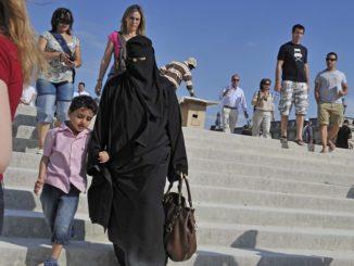 francia islam burqa