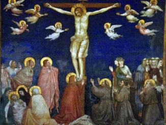 Giotto, Crocefissione